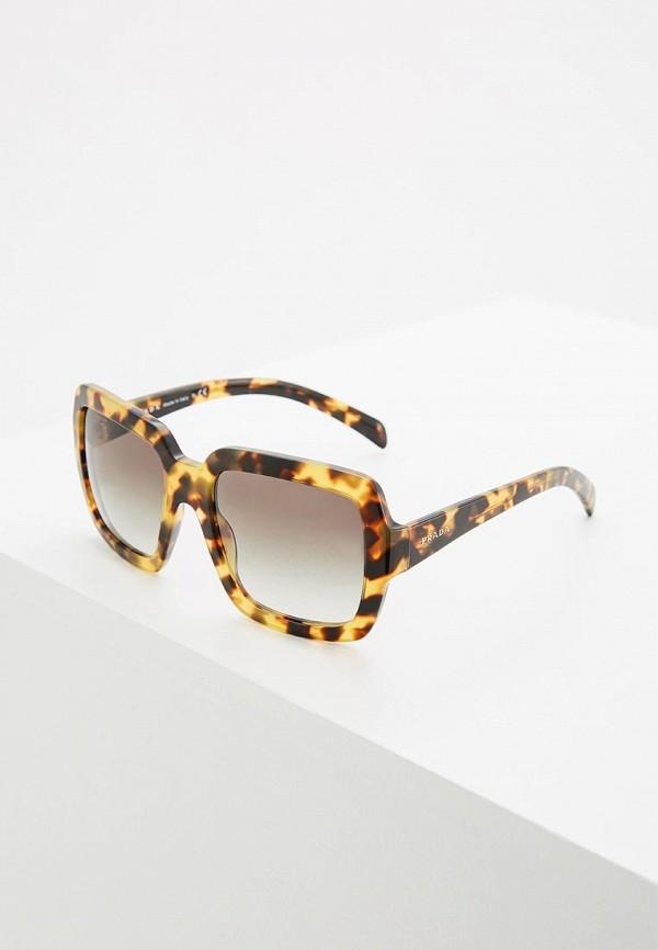 Очки солнцезащитные Prada Prada PR040DWDPZ26 цена и фото