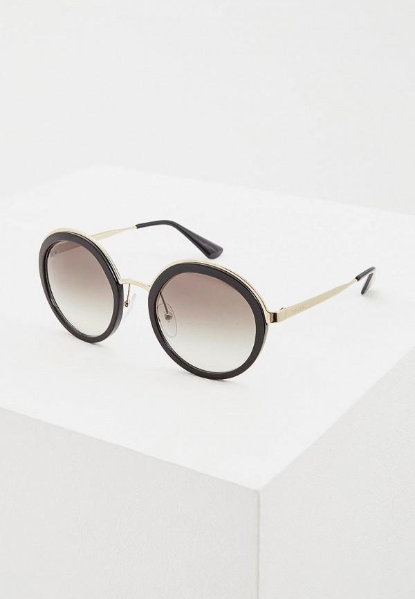 Очки солнцезащитные Prada Prada PR040DWDSAO9 солнцезащитные очки oakley 0oo9009 12 79