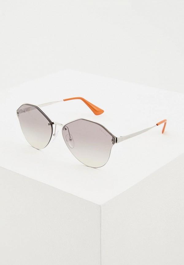 Очки солнцезащитные Prada Prada PR040DWDSAP4 солнцезащитные очки oakley 0oo9009 12 79