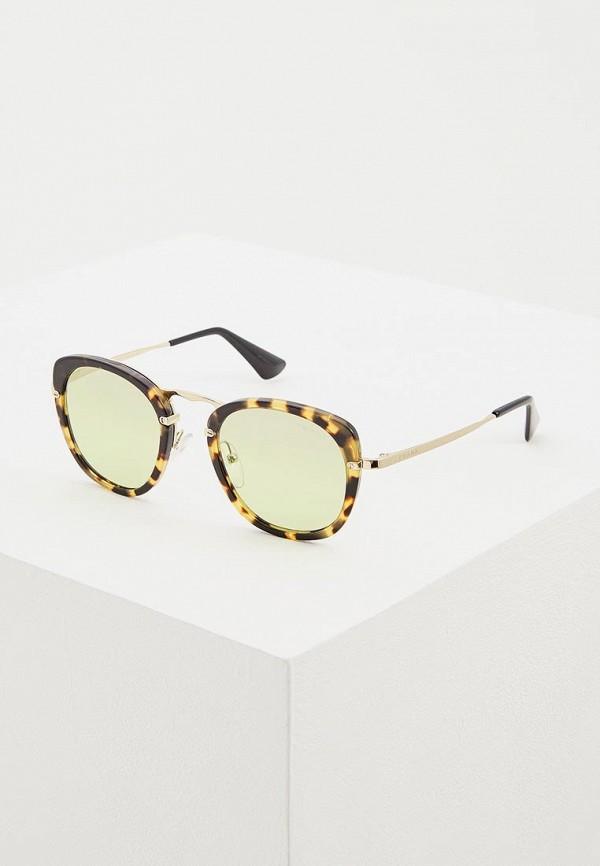Очки солнцезащитные Prada Prada PR040DWDSAQ7 солнцезащитные очки oakley 0oo9009 12 79