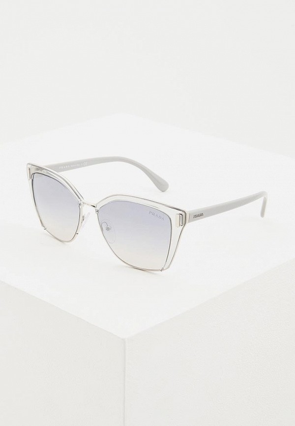 Очки солнцезащитные Prada Prada PR040DWDSAR7 солнцезащитные очки oakley 0oo9009 12 79