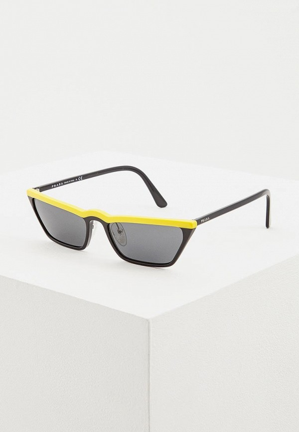 Узкие очки Prada
