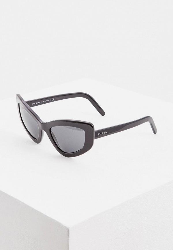 цены Очки солнцезащитные Prada Prada PR040DWENBW6
