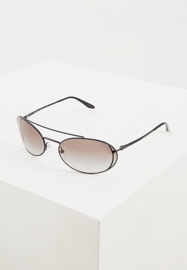 Очки солнцезащитные Prada Prada PR040DWENBW8 цена и фото