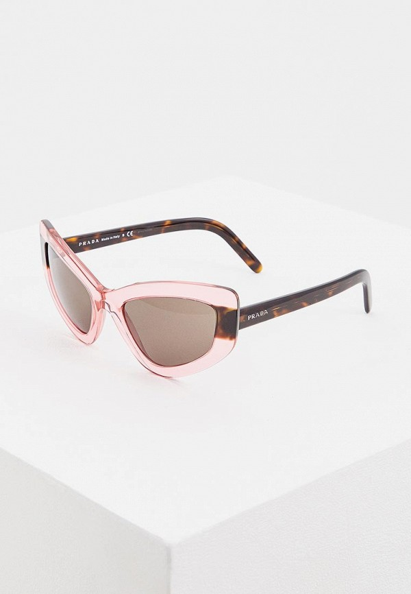 цена на Очки солнцезащитные Prada Prada PR040DWENBY6