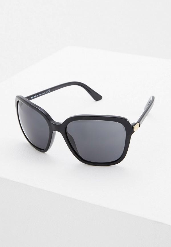 Очки солнцезащитные Prada Prada PR040DWFTTK6 цена и фото