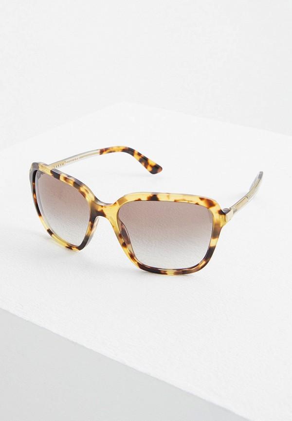 цена Очки солнцезащитные Prada Prada PR040DWFTTL6 онлайн в 2017 году