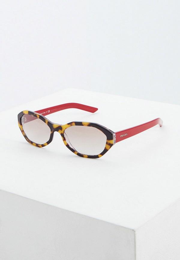 Очки солнцезащитные Prada Prada PR040DWFTTL7 цена и фото