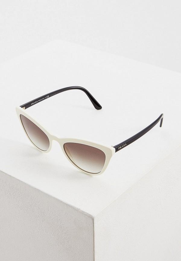 Очки солнцезащитные Prada Prada PR040DWFTTW1 цена и фото