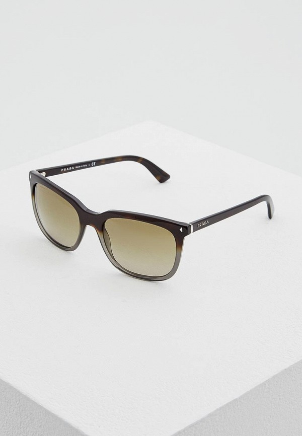 Очки солнцезащитные Prada Prada PR040DWHFZ70 цена и фото