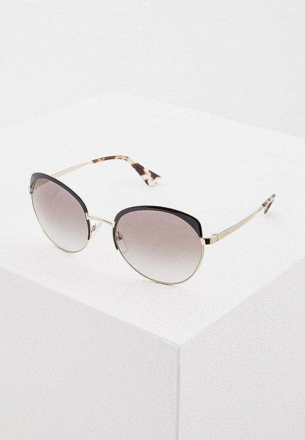 Очки солнцезащитные Prada Prada PR040DWHXF21 цены онлайн