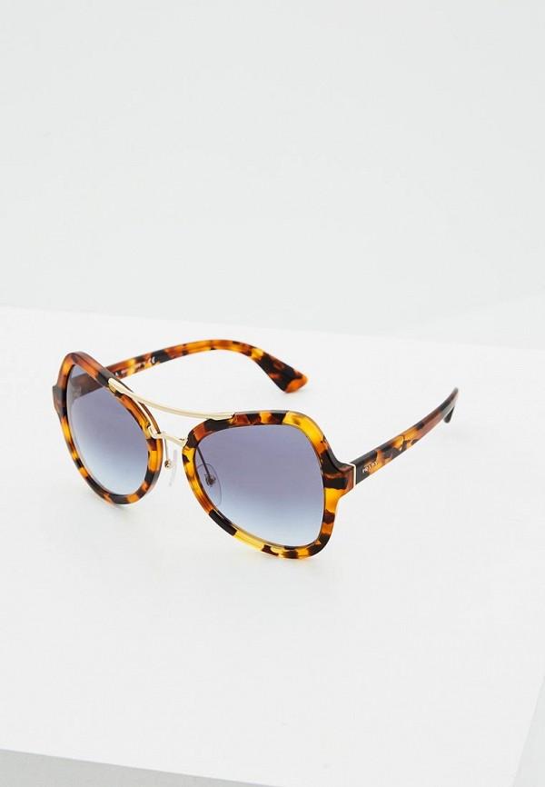 Очки солнцезащитные Prada Prada PR040DWHXF30 цена и фото