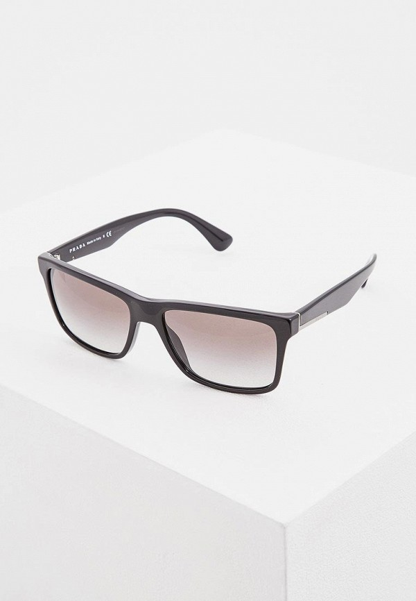 Прямоугольные и квадратные очки Prada