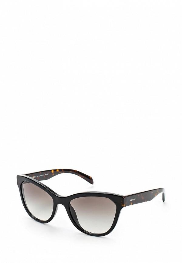 Очки солнцезащитные Prada Prada PR040DWOWW04 цена и фото