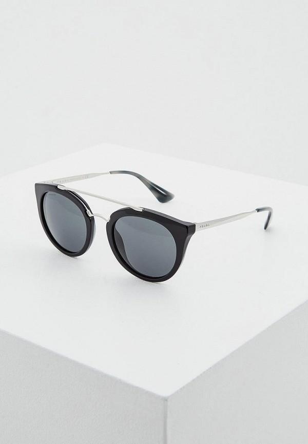 Очки солнцезащитные Prada Prada PR040DWOWW09 цена