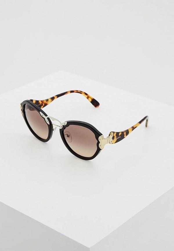 Очки солнцезащитные Prada Prada PR040DWOXC45