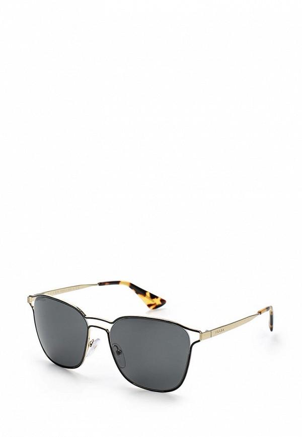 Очки солнцезащитные Prada Prada PR040DWOXC47 виниловые обои bn masterpiece 53221
