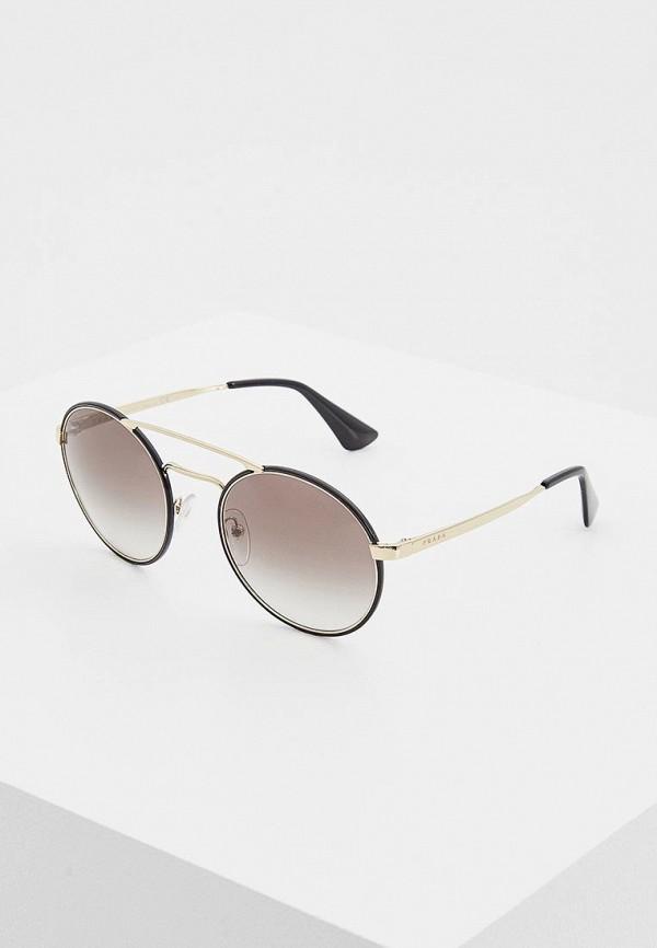 Очки солнцезащитные Prada Prada PR040DWPRY32 очки солнцезащитные prada prada pr040dwhxf23