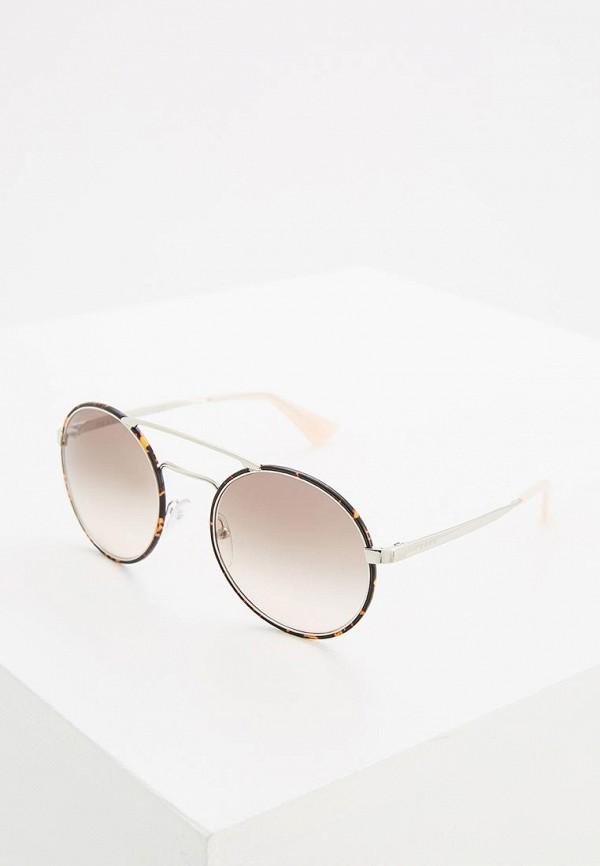 Очки солнцезащитные Prada Prada PR040DWPRY33 очки солнцезащитные prada prada pr040dwzbv94