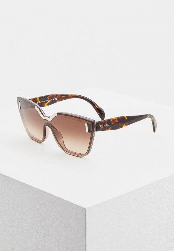 Очки солнцезащитные Prada Prada PR040DWTZD43 очки солнцезащитные prada prada pr040dwsuk43