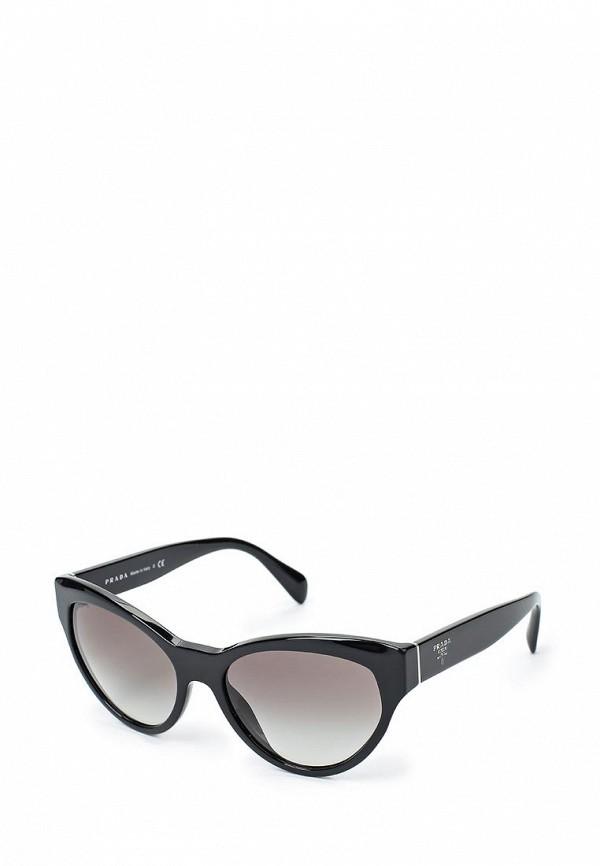 Очки солнцезащитные Prada Prada PR040DWTZD45 очки солнцезащитные prada prada pr040dwhxf23