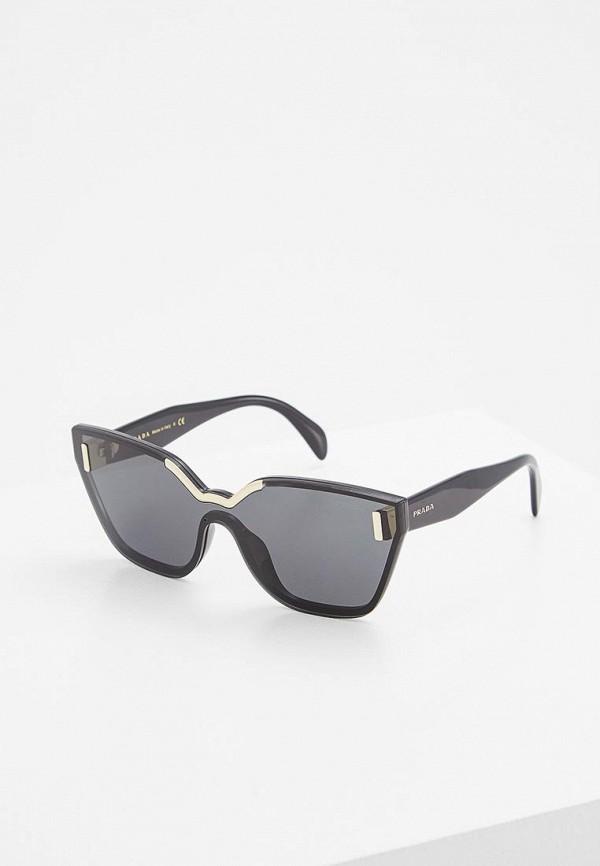 Очки солнцезащитные Prada Prada PR040DWZBV99 prada кожаный кошелек