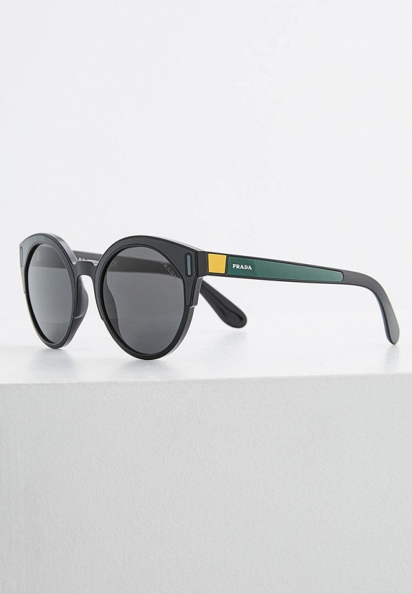 Очки солнцезащитные Prada Prada PR040DWZBW04 очки солнцезащитные prada prada pr040dwhxf29