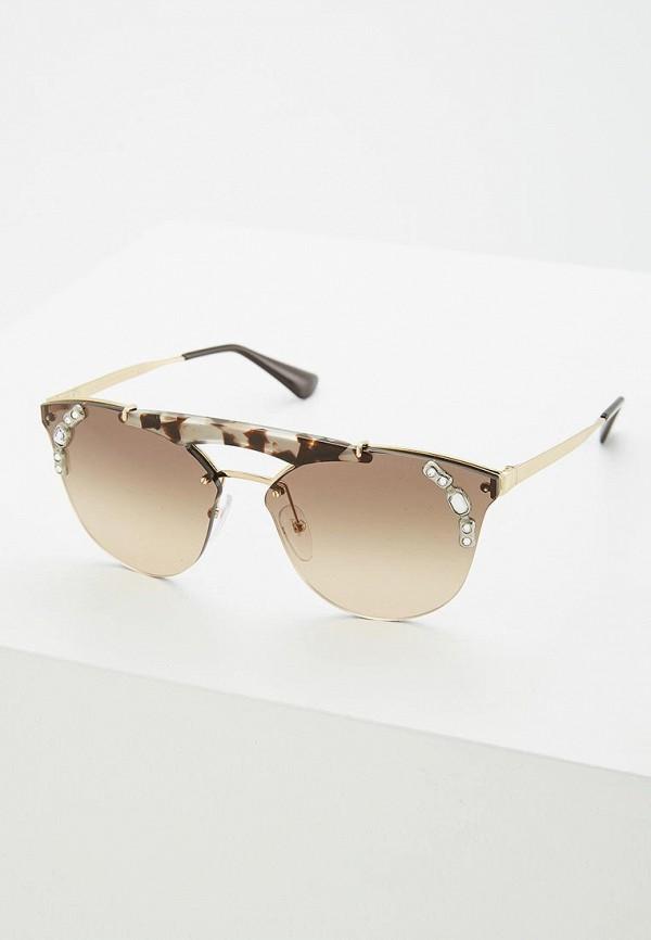 цена на Очки солнцезащитные Prada Prada PR040DWZBW22