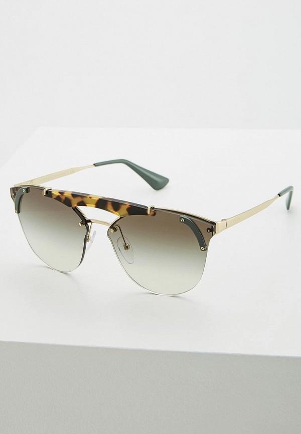 Очки солнцезащитные Prada Prada PR040DWZBW24 очки солнцезащитные prada prada pr040dwhxf23