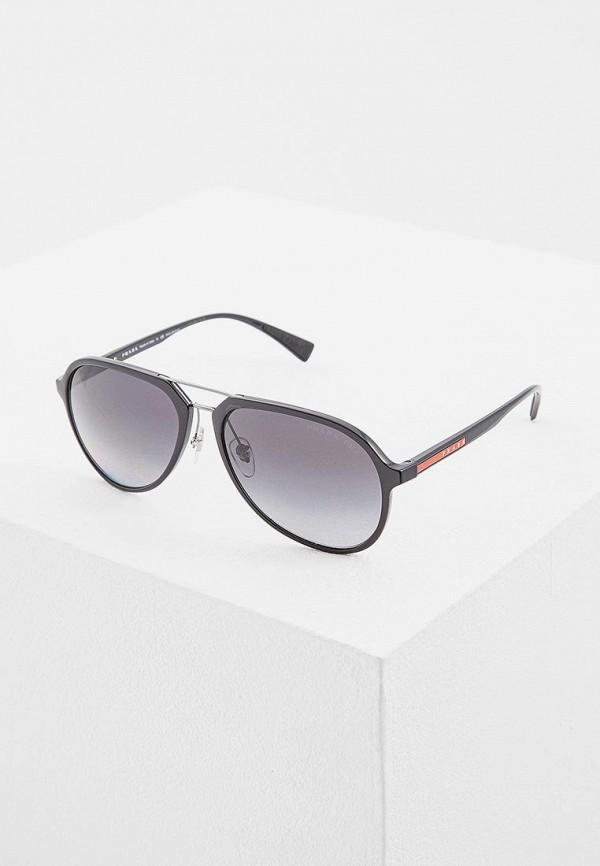 Очки солнцезащитные Prada Linea Rossa Prada Linea Rossa PR044DMATBD6 очки солнцезащитные prada linea rossa prada linea rossa pr044dmzbb03
