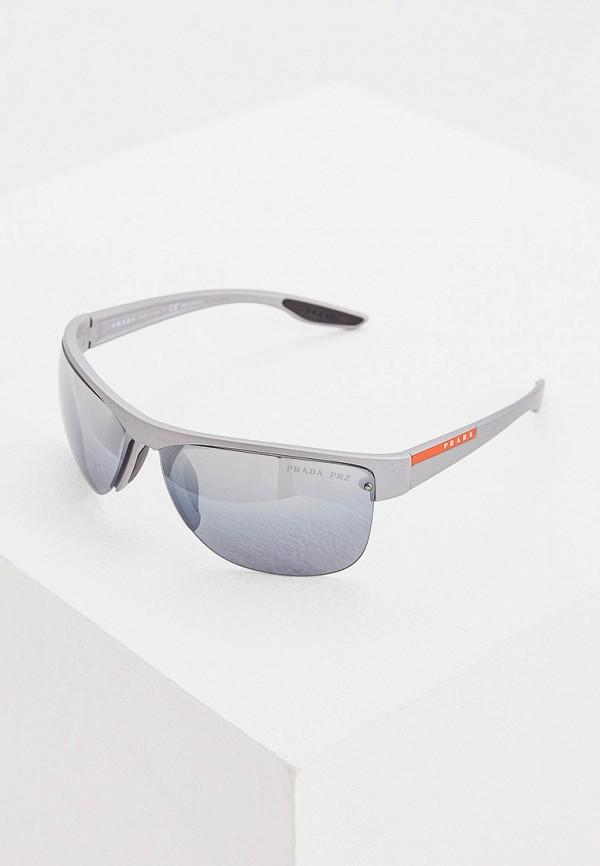 Очки солнцезащитные Prada Linea Rossa Prada Linea Rossa PR044DMFTTJ2 очки солнцезащитные prada linea rossa prada linea rossa pr044duzba82