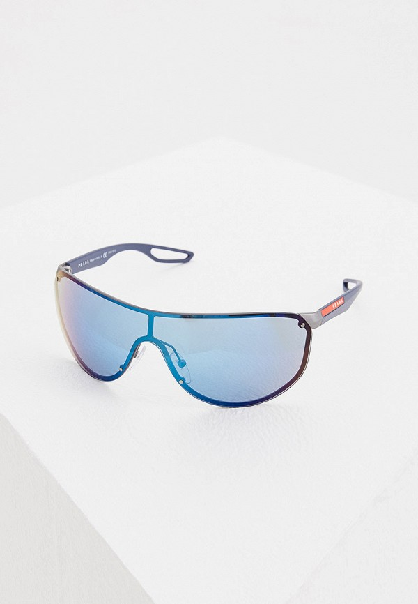 Очки солнцезащитные Prada Linea Rossa Prada Linea Rossa PR044DMFTTJ4 очки солнцезащитные prada linea rossa prada linea rossa pr044duzba82