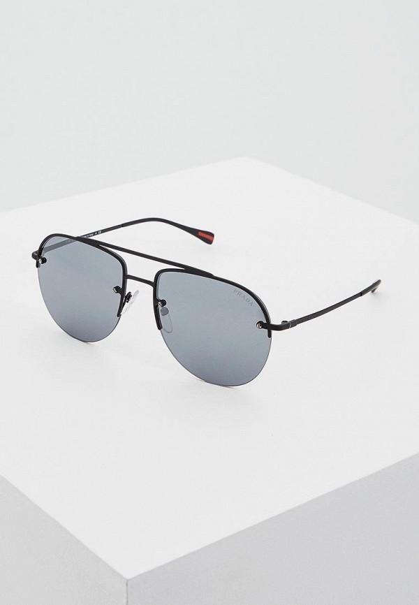 Очки солнцезащитные Prada Linea Rossa Prada Linea Rossa PR044DMSTQ34 очки солнцезащитные prada linea rossa prada linea rossa pr044dmzbb03