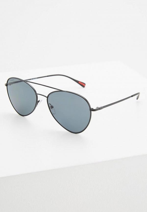 Очки солнцезащитные Prada Linea Rossa Prada Linea Rossa PR044DMZBA88 очки солнцезащитные prada linea rossa prada linea rossa pr044dmzbb03