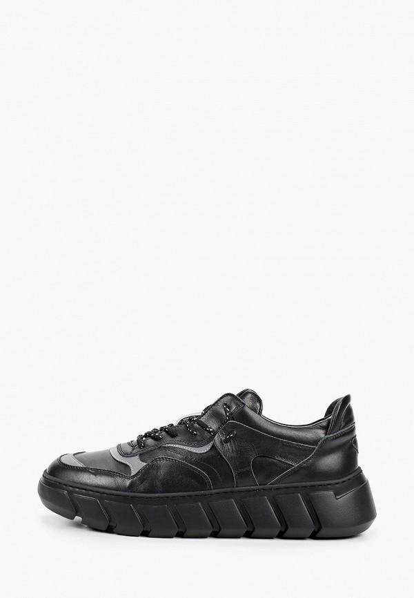 мужские кроссовки principe di bologna, черные
