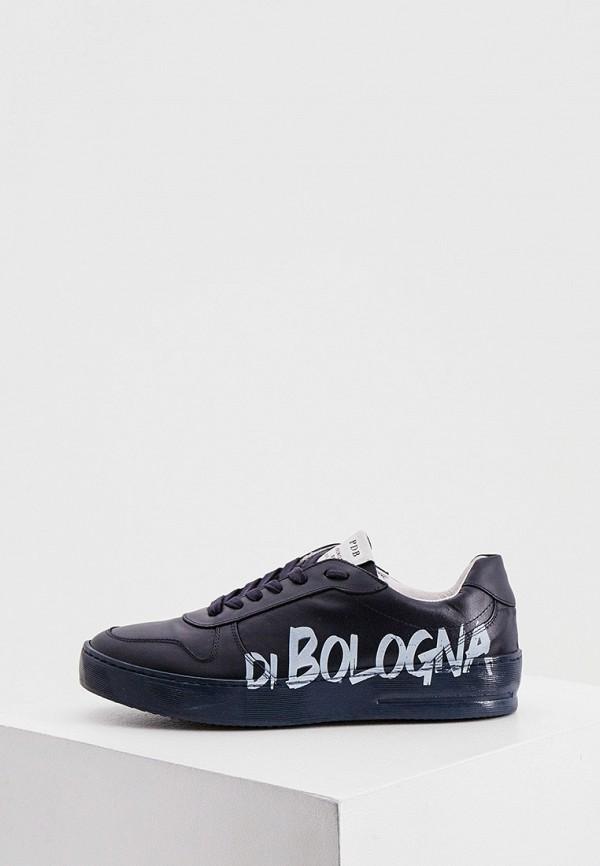 мужские кеды principe di bologna, синие