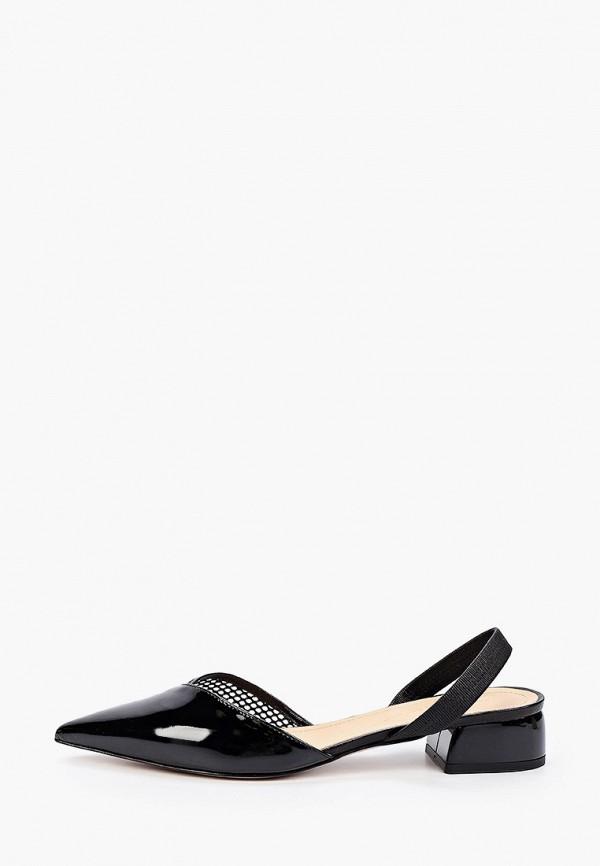 женские туфли principe di bologna, черные