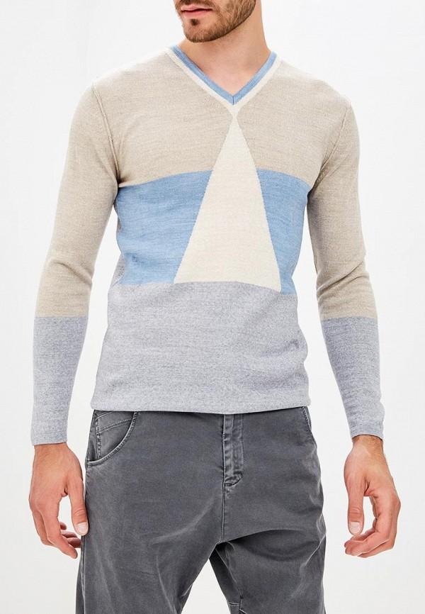 Пуловер  мультиколор цвета
