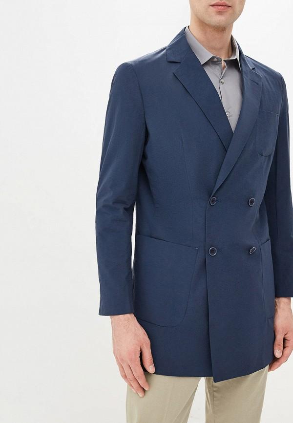 мужской пиджак primo emporio, синий