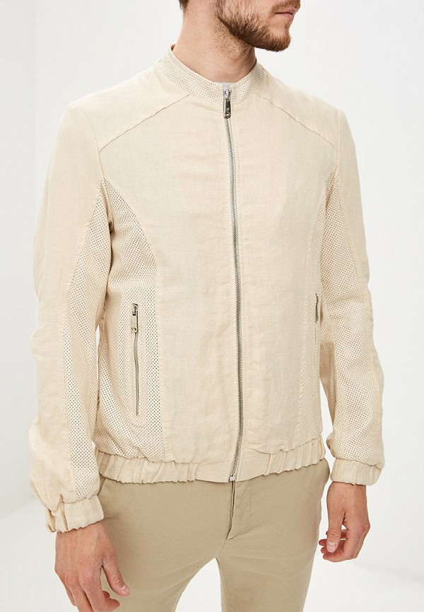 цена Куртка кожаная Primo Emporio Primo Emporio PR760EMFHOI4 онлайн в 2017 году