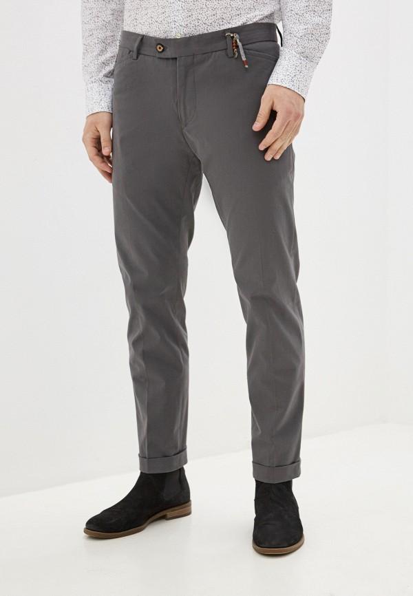 мужские повседневные брюки primo emporio, серые