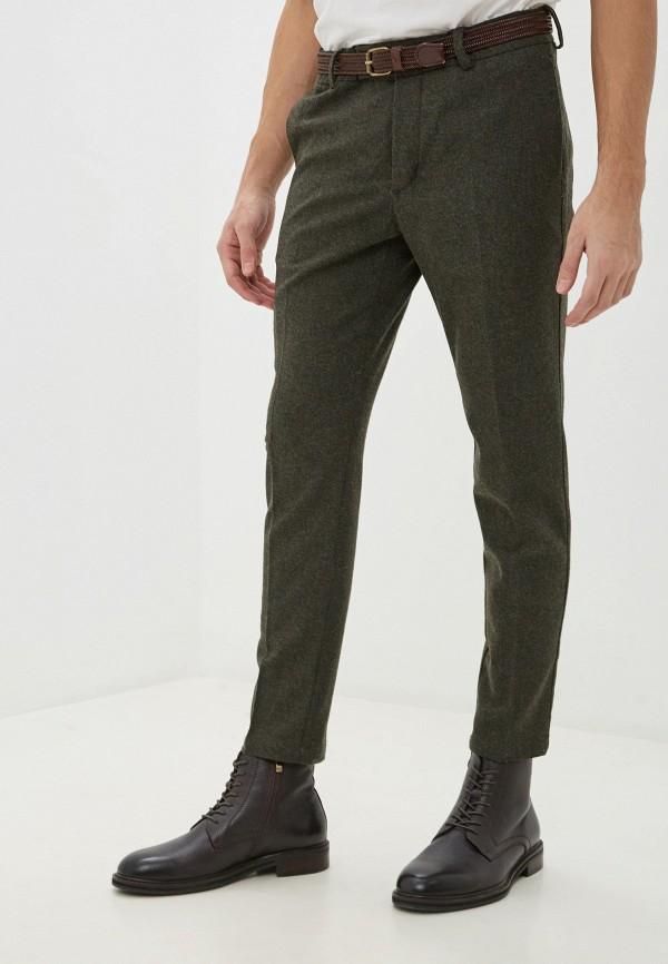 мужские повседневные брюки primo emporio, зеленые