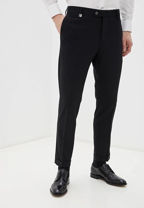 мужские классические брюки primo emporio, черные