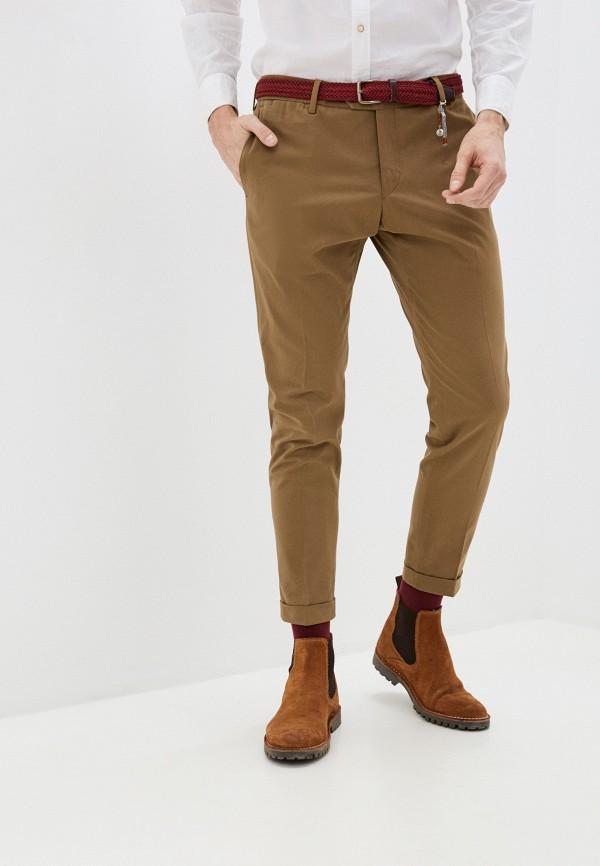 мужские брюки чинос primo emporio, бежевые
