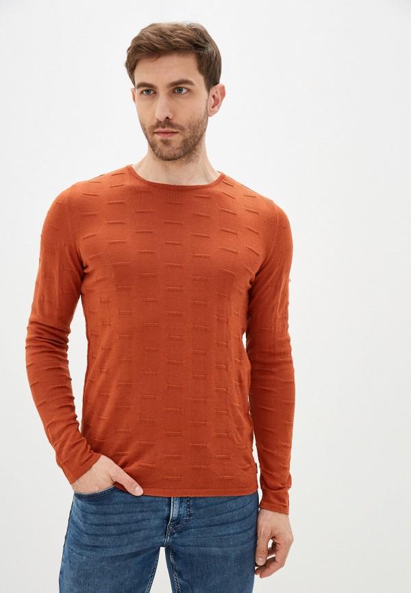 мужской джемпер primo emporio, оранжевый