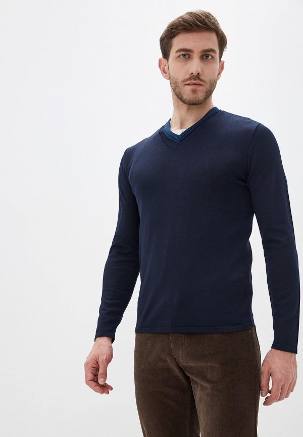 мужской пуловер primo emporio, синий