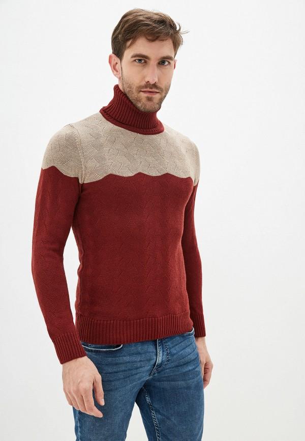 мужской свитер primo emporio, оранжевый