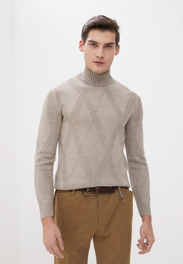 мужской свитер primo emporio, бежевый