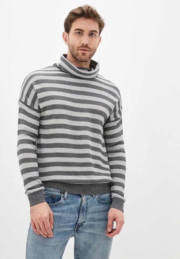 мужской свитер primo emporio, серый