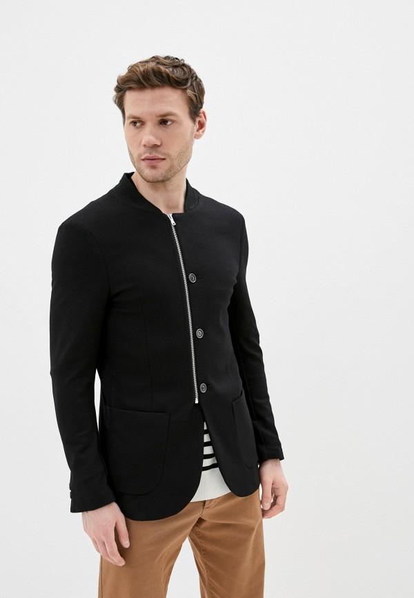 мужской пиджак primo emporio, черный